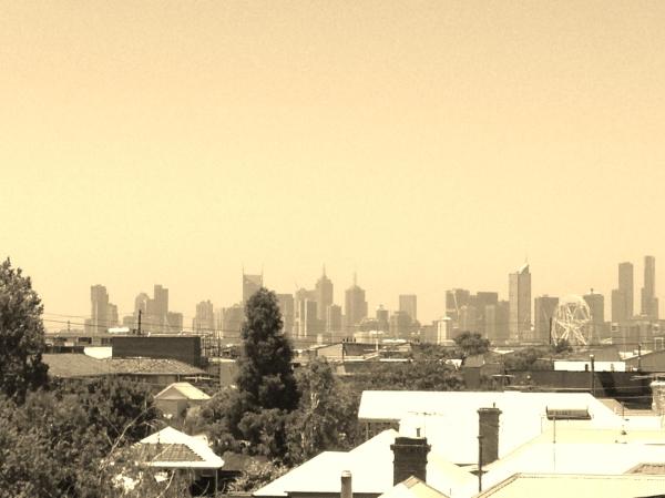 Melbourne view 2